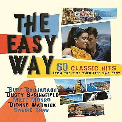 THE EASY WAY 3 CD ALBUM SET - VARIOUS ARTISTS (Released July 19th 2019)