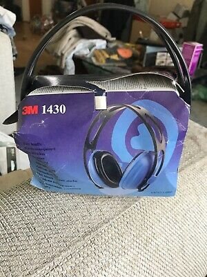 3m 1430 ear muffs defenders EN352
