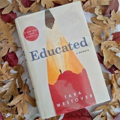 🧠Educated: A Memoir🧠 by ✍Tara Westover✍ Best Book Sellers💥2019📩Fast Delivery
