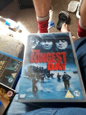 The Longest Day (DVD, 2004, 2-Disc Set)