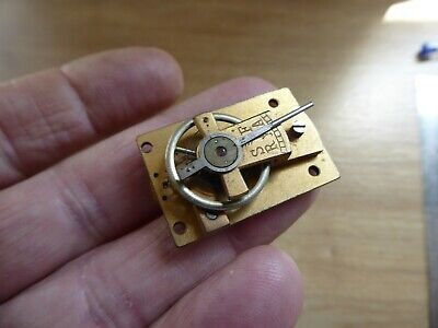 Good Vintage Platform Escapement For A Clockmaker