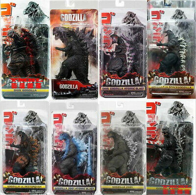 GODZILLA NEW in box ACTION FIGURE Collection toy 7'' NECA
