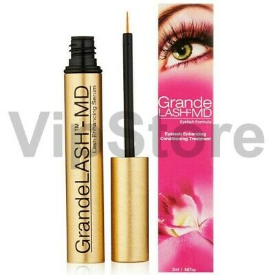 GrandeLASH-MD Eyelash Enhancer Growth Serum Conditioner RapidLash Dabalash 2ml