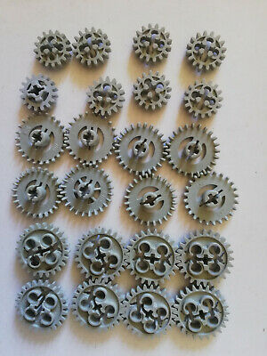 10µµ Lego Engrenage conique 14 dents lot de 5 roues