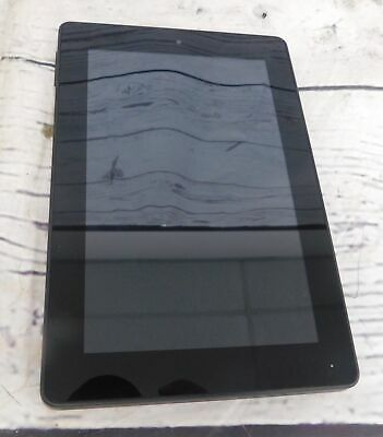 AMAZON SQ46CW Kindle Fire HD Tablet In Black - W05