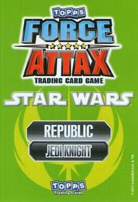 TOPPS STAR WARS  FORCE ATTAX SERIES  2  FOIL  CARDS 193 to 240 by TOPPS