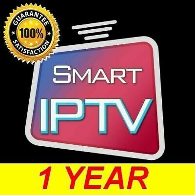 SMART IPTV APP - 12 Month Subscription   Best on the market at amazing price