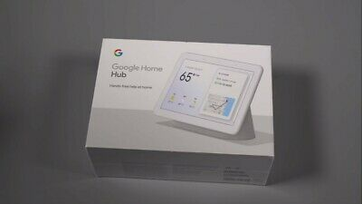 Google Home Hub Smart Home Controller (AU Version) - Charcoal Voice Command