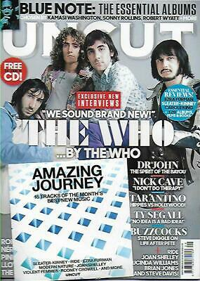 UNCUT MAGAZINE - September 2019 (NEW/) *Post included to UK/Europe/USA/Canada