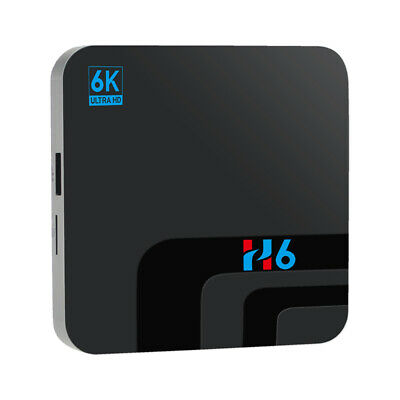 TV BOX SMART Android 9.0 2019 6K MXQ Pro WiFi HDMI Quad Core 3D Media Player UK