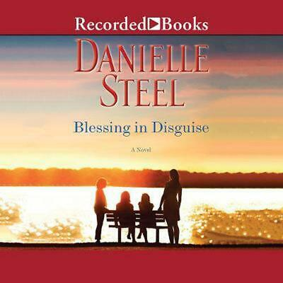 Blessing in Disguise by Danielle Steel (English) Compact Disc Book Free Shipping