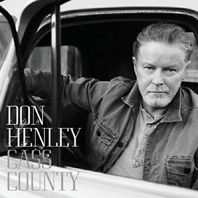 Don Henley Cass County Deluxe CD NEW SEALED 2015 Eagles