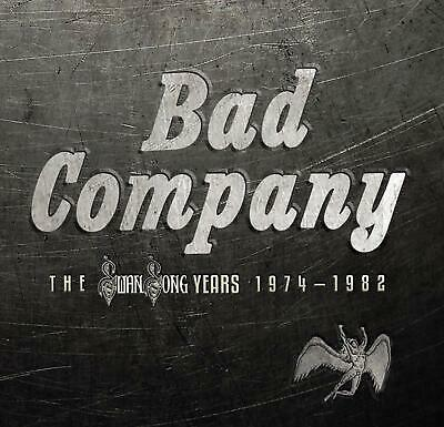 BAD COMPANY SWAN SONG YEARS 1974-1982 6 CD BOX SET (New Release August 2 2019)