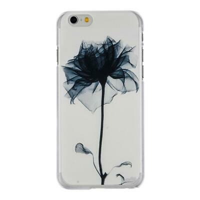 Ultra Thin Hard Shock-proof Flower Pattern Mobile Phone Cases For Iphone WST 03