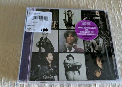 New Sealed Prince The Very Best Of Greatest Hits Cd + Free Shipping