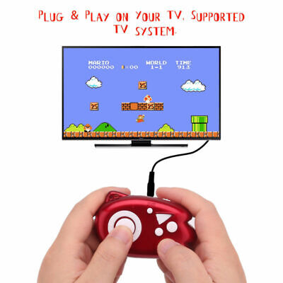 8 Bit 89 Games Built-In Retro Mini Portable Handheld Video Game Console Player