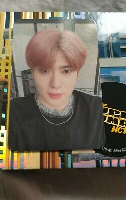 NCT 127 we are superhuman KIHNO Jaehyun Photocard / kpop