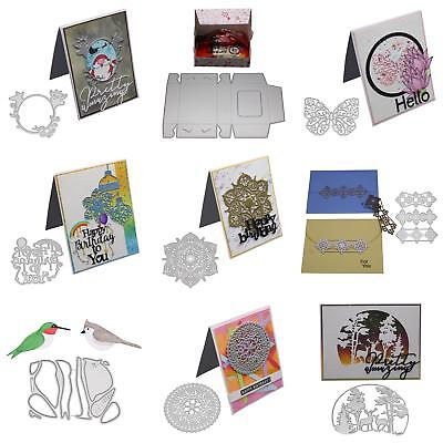 CO_ Metal Cutting Dies Stencil Scrapbooking Die Card Paper Embossing Craft DIY R