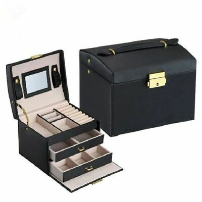 Jewelry Accessories Casket Box Organizer Container Gift For Men Women