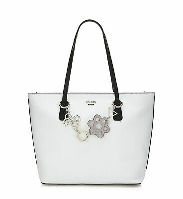Borsa Guess Dania Shopping Bag Vg695723 White Multi for sale