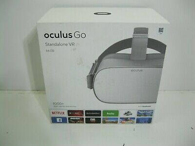 Oculus Mh-A64 Oculus Go 64Gb Stand-Alone Virtual Reality Headset