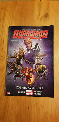 Guardians Of The Galaxy: Cosmic Avengers Vol 1 Marvel *2014* Tpb 9.0