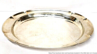 Antique Kalo Sterling Silver Chicago Arts Crafts Hand Hammered Tray Mohr