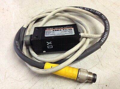 SMC ZSE2-T1-15 Cable Vacuum Switch