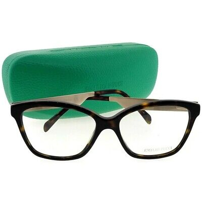 EMILIO PUCCI Eyeglasses EP5011-056-54 Size 54mm/15mm/140mm BRAND NEW W CASE