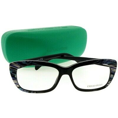 EMILIO PUCCI Eyeglasses EP5006-005-54 Size 54mm/15mm/140mm BRAND NEW W CASE