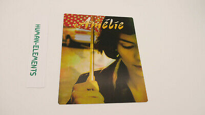 AMELIE - Lenticular 3D Flip Magnet Cover FOR bluray steelbook