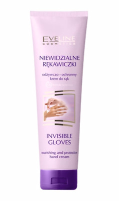 EVELINE Invisible Gloves Nourishing & Protective Hand Cream 100ml