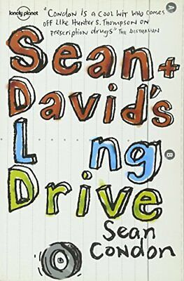 Sean and David's Long Drive (Lonely Planet Travel L... by Condon, Sean Paperback