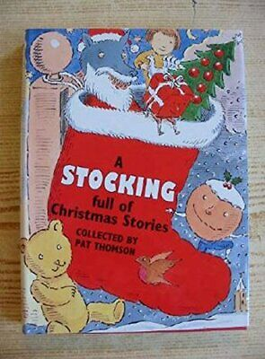 A Stocking Full of Christmas Stories Hardback Book The Cheap Fast Free Post