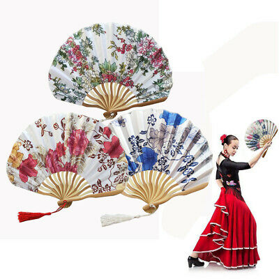 Chinese Ancient Beauty Palace Round Faux Silk Hand-held Fans Wholesale Fan Gift