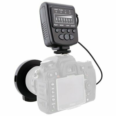 Meike FC100 LED Macro Ring Flash Light for Canon 550D 650D 750D 60D 70D Camera