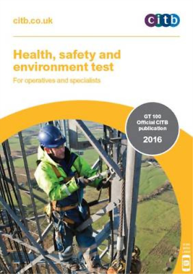 Health, Safety and Environment Test for Operatives and Specialists: GT 100/16 20