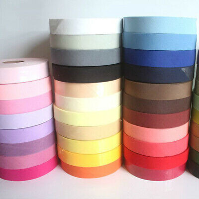 Cotton Bias Binding Tape 30mm Wide unfold 1.2Inch Trimming/Edging/Quilting >16mm