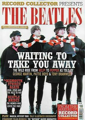 RECORD COLLECTOR PRESENTS-THE BEATLES Vol.2 (NEW)*Post included to UK/Europe/USA
