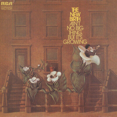 New Birth - Ain't no big thing but it's growing (Vinyl LP - 1971 - US - Reissue)