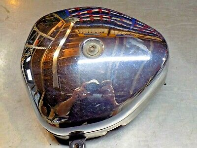 Yamaha Xvs125 Dragstar 2002 Air Intake Assembly With Chrome Cover
