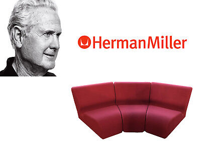 Herman Miller Chadwick Modular Chairs Sofa Mid Century Knoll DWR VTG MCM EAMES