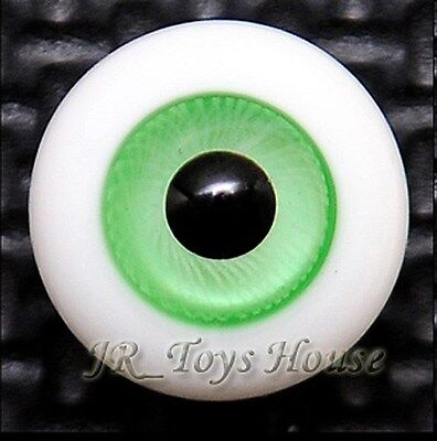 Extra High Grade /& Quality Glass Eye 18mm Blue Purple Vein HG SD 1//3 BJD