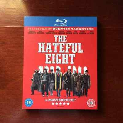 Brand New And Sealed ( The Hateful Eight ) Blu Ray Excellent Film