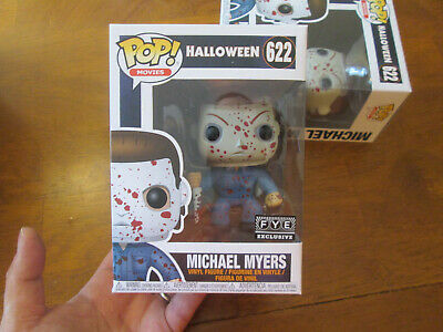 Funko Pop Halloween Michael Myers Bloody # 622 Exclusive Fye F.y.e. Horror