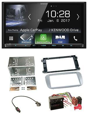 Kenwood Bluetooth DAB MP3 USB 2DIN Autoradio für Ford Galaxy C-Max Focus ab 2007