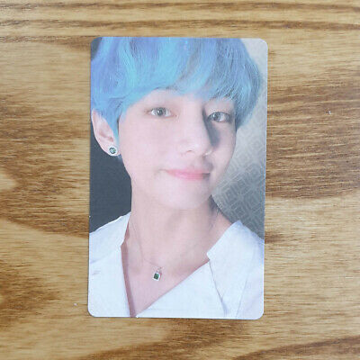 V Official Photocard BTS Map Of The Soul : Persona ver.03 Taehyung Genuine Kpop