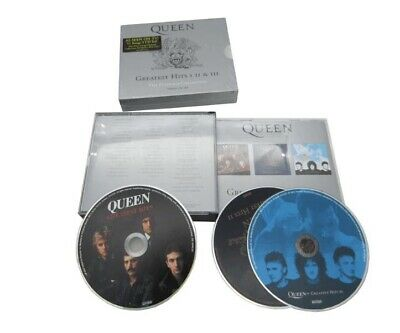Queen - Platinum Collection: Greatest Hits 1-3 New Cd 2019 Free Shopping Uk