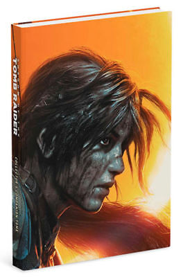 Guida Ufficiale Shadow Of The Tomb Raider Collector's Edition Italiana