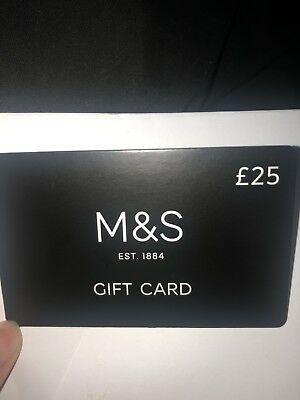 Marks And Spencer's Voucher